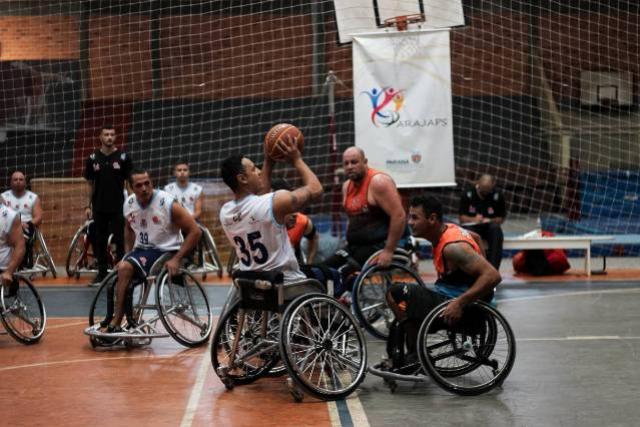 Com disputas no fim de semana, Parajaps marcam o retorno de eventos paradesportivos no Paraná
