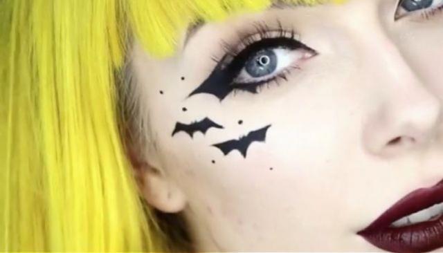 5 tutoriais incríveis maquiagem temática para Halloween: de bruxa até sereia
