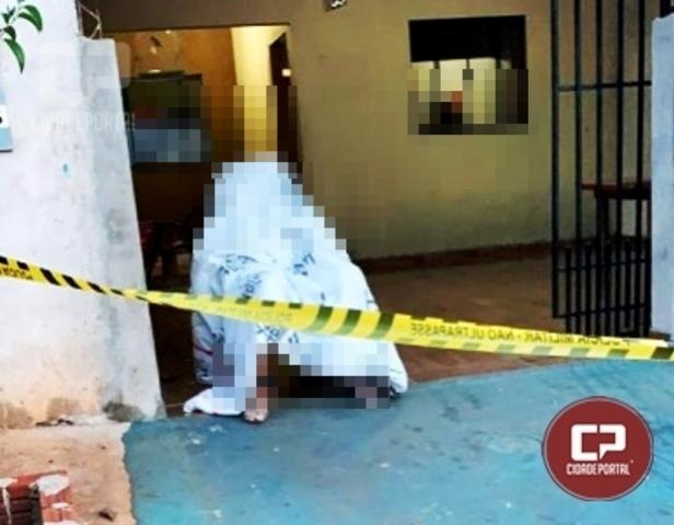 Mais um homicídio foi registrado pela Polícia em Moreira Sales, vítima morreu sentada