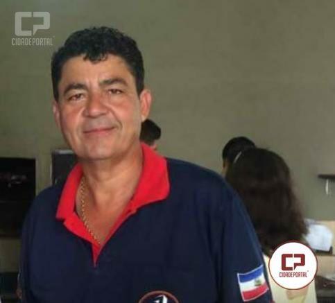 Vice-Prefeito de Ubiratã Nil Pereira foi morto durante assalto em sua fazenda