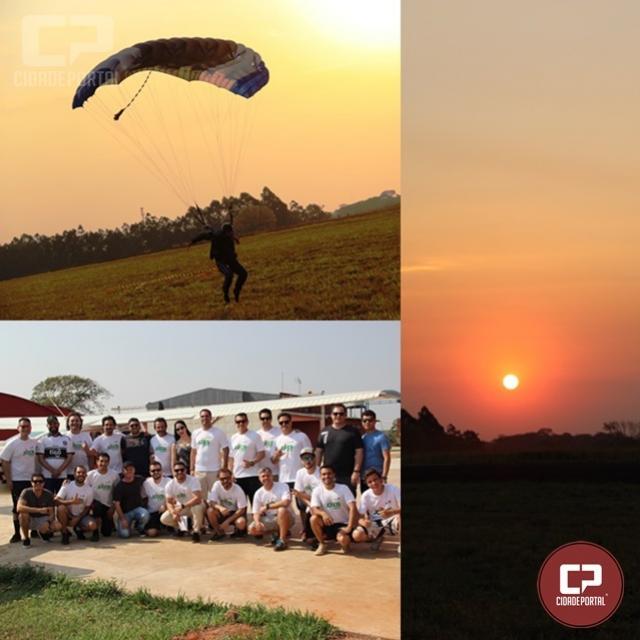 Paraquedismo conhece campeão da etapa lindeiros dos Jogos de Aventura e Natureza neste domingo, 15