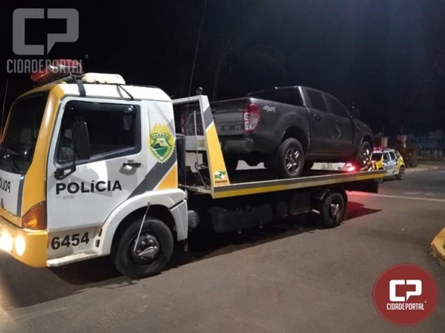 Polícia Militar do 7º BPM recupera veículo roubado no Rio Grande do Sul