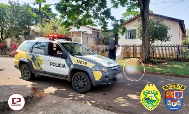 Adolescente foi morto a tiros em Mariluz nesta segunda-feira, 06