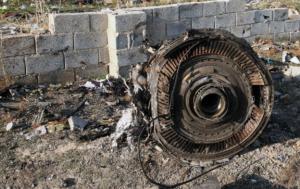 Avião ucraniano cai no Irã e deixa 176 mortos