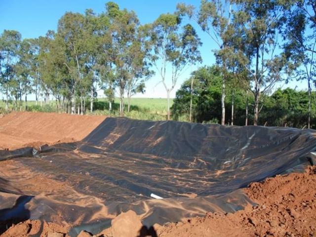 Prefeitura e Divisão Municipal de Meio Ambiente estão revitalizando e melhorando a estrutura do Aterro Sanitário