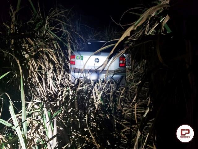Polícia Militar de Mariluz recupera veículo que foi roubado em Goioerê