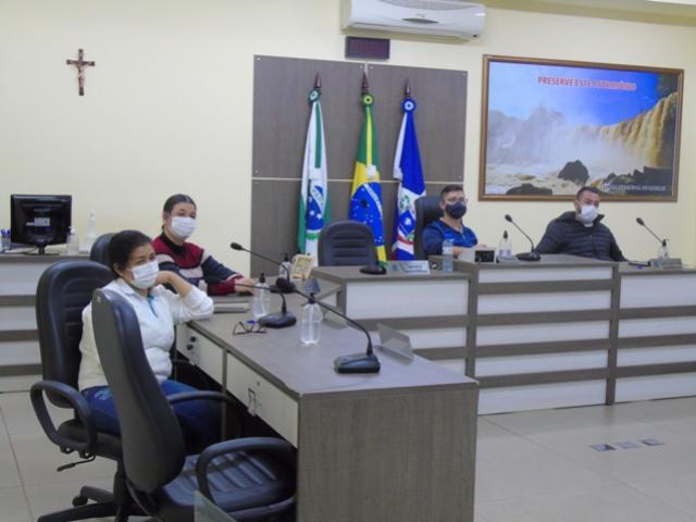 Câmara Municipal de Mariluz realizou reunião com lideranças religiosas