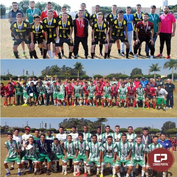 No futebol dos JAPS Campo Mourão é ouro, Moreira Sales prata e Goioerê bronze