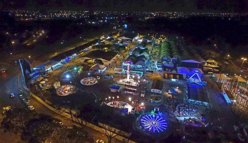 Expo-Goio 2017 terá um novo Parque de diversões - Planeta Park - Adquira antecipadamente seu ingresso