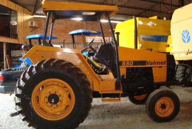 Fazenda Santa Helena em Mariluz  foi alvo de furto de Trator nesta quarta-feira, 19