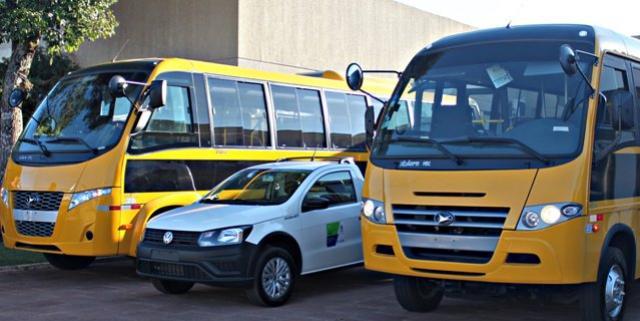 Três novos veículos adquiridos para Mariluz