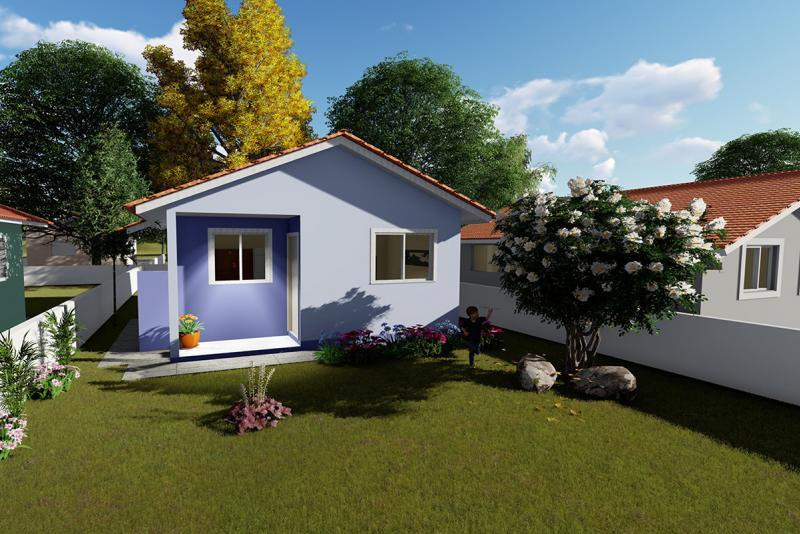 Estado autoriza construção de 57 casas populares em Mariluz