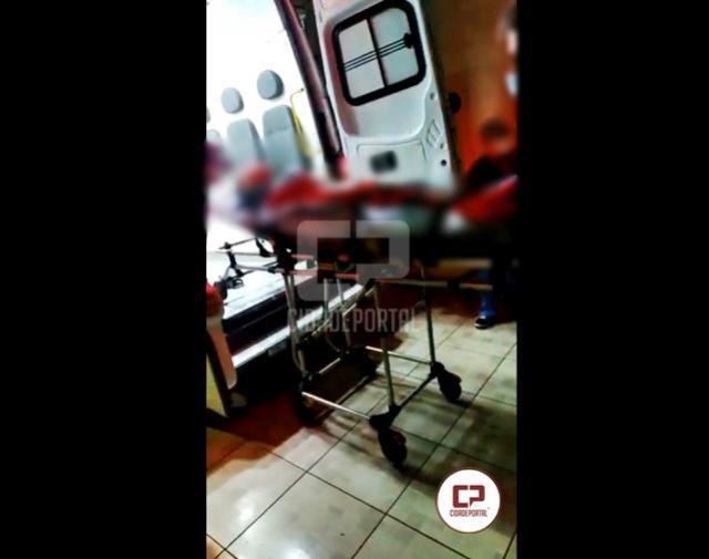 Jovem de 17 anos foi vítima de tentativa de homicídio em Mariluz