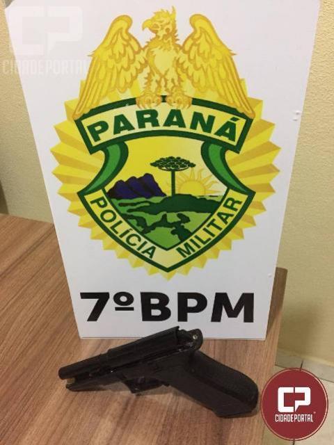 Policiais do 7º BPM encaminham dois jovens à Delegacia por ato infracional