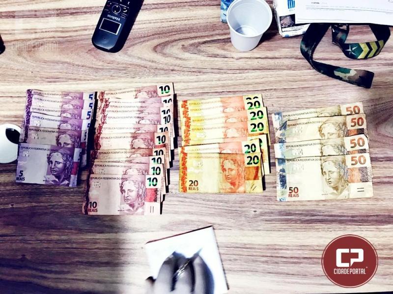 Ladrão é preso em Assis e após revista policial é encontrado R$ 480 no ânus