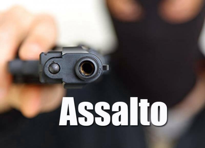 Ladrão da voz de assalto mas foge ao perceber que não estava armado em Mariluz