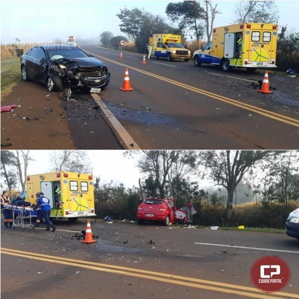 8ff97447cf96 Morador de Nova Aurora perde a vida em acidente na BR-369 em Ubiratã