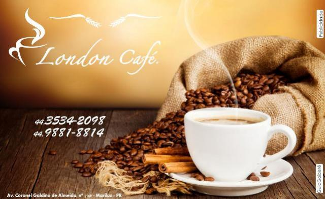 London café fecha parceria com diretores do Portal Mariluz