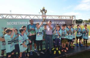 Alto São Francisco vence Interbairros e Distritos de Futebol Masculino Sub-11