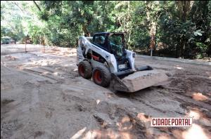 Bosque Uirapuru livre dos caramujos