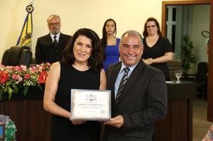 Câmara de Umuarama Homenageia mulheres na edição 2018 do Prêmio Mulher Cidadã
