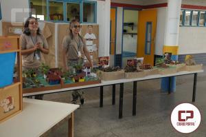 Projeto EduCovisa orienta crianças das escolas e creches sobre insetos