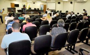 Projeto Legislativo Recebe é lançado oficialmente com representantes da imprensa
