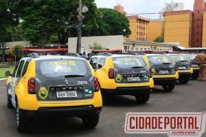 Umuarama sediará evento de entrega de novas viaturas policiais para Umuarama e municípios da região
