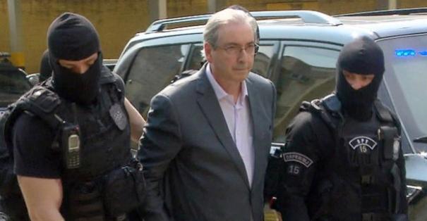 Cunha é interrogado por Sérgio Moro nesta terça-feira, em Curitiba