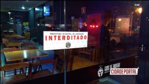 Órgãos de segurança de Umuarama realizaram uma Ação Integrada de Fiscalização Urbana nesta quinta-feira, 08