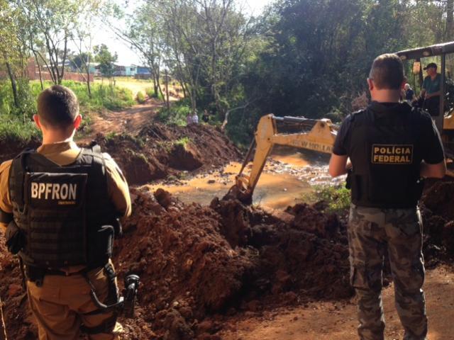 Operação é desencadeada entre diversos órgãos de segurança pública no sudoeste do estado