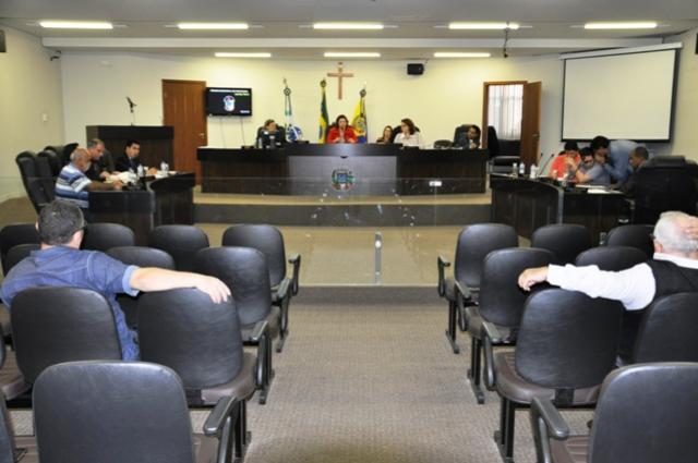 Em sessão extraordinária, vereadores votam  projeto sobre contribuição de melhoria em obras