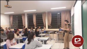 Patrulha Escolar finaliza ciclo de trabalho de Dinâmicas com pais em todas escolas de Umuarama