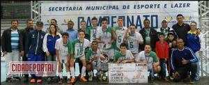 Citadino de Futsal 2017 receberáinscrições a partir desta quinta-feira