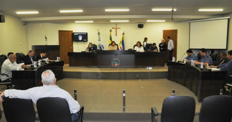 Lei Orçamentária Anual para 2018 é aprovada  por unanimidade em sessão extraordinária