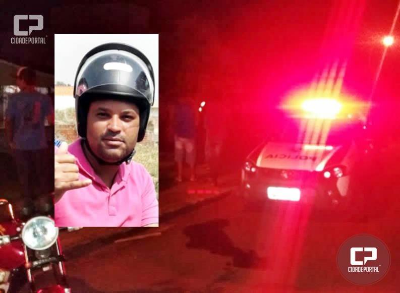 Homicídio foi registrado em Mariluz na noite desta quinta-feira, 09
