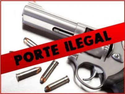 Uma pessoa foi presa por Policiais Militares de Mariluz por posse ilegal de arma de fogo