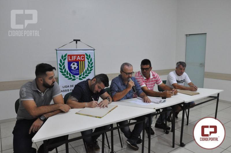 Amador da LIFAC confirma primeiras equipes e terá reunião decisiva na próxima semana