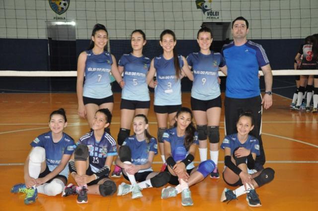 Copa Amizade: Voleibol de Juranda busca liderança na penúltima etapa