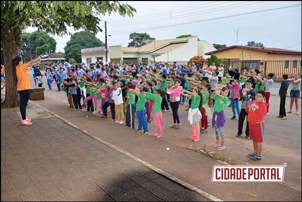 Farol realiza diversas atividades no Dia do Desafio