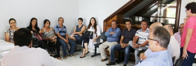 Município reúne entidades para planejar a Festa do Carneiro no Buraco