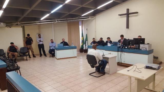 Julgamento do caso Casaroti movimenta Fórum de Justiça de Campo Mourão