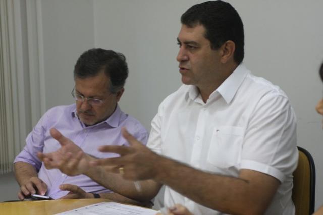 Miliossi diz que vai pedir apoio de Ratinho Jr. para fortalecimento da Comcam em Campo Mourão