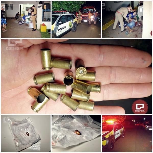 Jovem de 24 anos é sofre tentativa de homicídio em Campo Mourão, neste domingo, 14