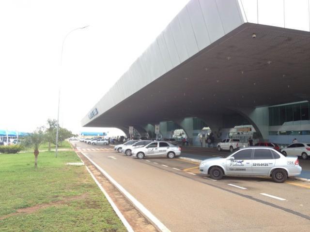 Aeroporto está há 5 dias sem combustível por causa de greve dos caminhoneiros