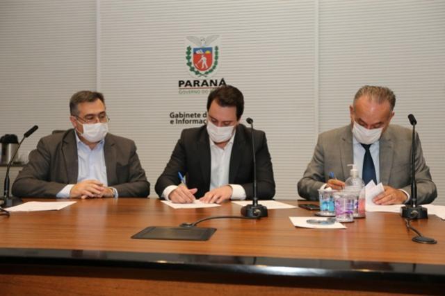 Governo de Paraná repassa R$ 8,1 milhões para equipar o Hospital Erastinho