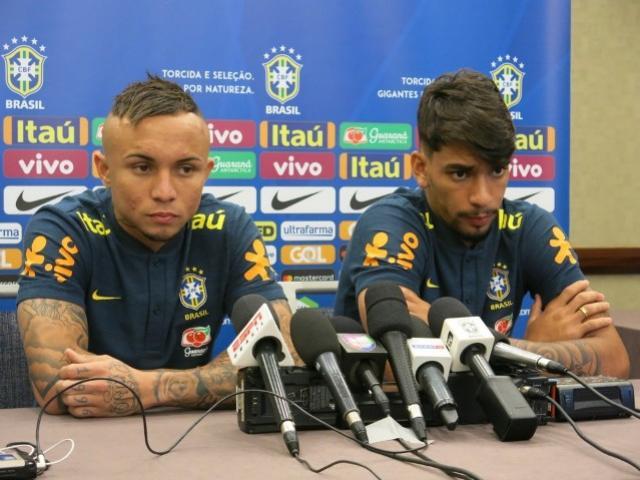Everton ressalta evolução no Grêmio e versatilidade no ataque, Estou pronto