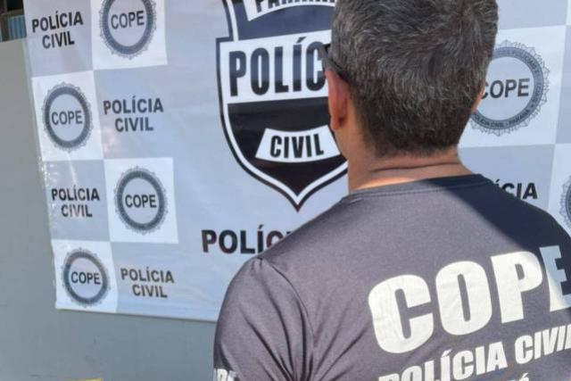 PCPR apreende 30 quilos de cocaína e prende integrantes do crime organizado em Curitiba