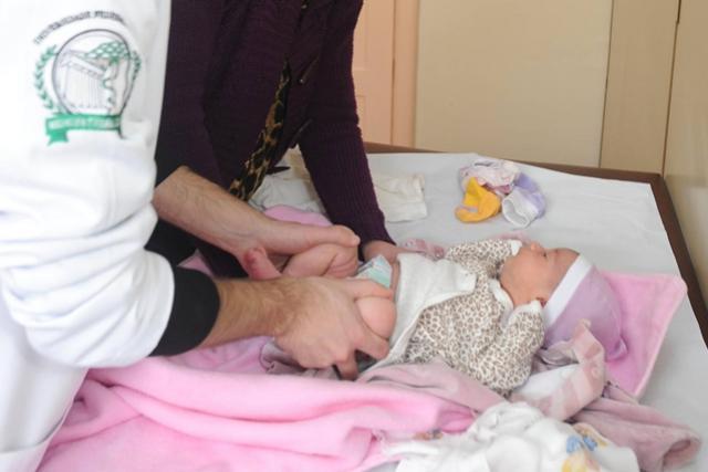 Saúde amplia monitoramento de risco para as crianças até dois anos de idade