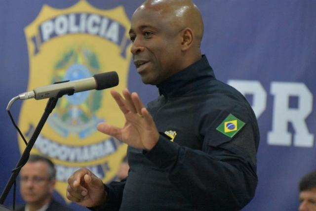 Ismael de Oliveira assume função de superintendente da PRF no Paraná